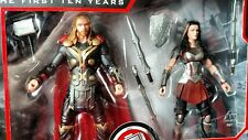 Hasbro Marvel Legends 10th The First Ten Years Thor & Sif The Dark World