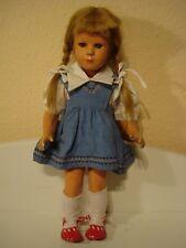 Seltene Puppe Käthe Kruse / Schildkröt  nur kurz Anfang der 50er hergestellt.