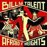 BILLY TALENT : AFRAID OF HEIGHTS:DELUXE 2 CD VERSION DIGIPACK-NEW & SEALED CD>>