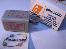 TRW BPM-3000 Minifilter Band-Pass Filter 3.0KHz 10K FR4RX22AF - NOS Qty 1