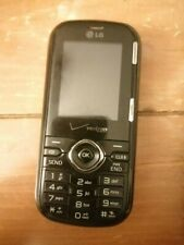 LG Cosmos VN250 - (Verizon) Cellular Phone Black