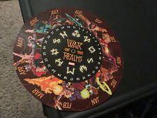 2019 Marvel War of the Realms Calendar Retailer Promo