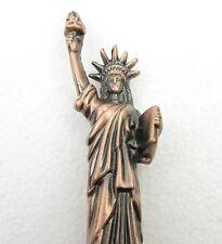"Vintage Model Statue of Liberty New York Souvenir Collectible 6""=15.5cm"