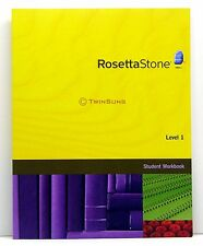 ROSETTA STONE® HOMESCHOOL WORKBOOK LA SPANISH LEVEL 1