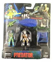Mega Construx Black Series Predator Thermal Dutch vs. Predator 65 pieces