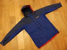 BERGHAUS AQ2 WATERPROOF BREATHABLE JACKET PARKA COLOUR:TWO TONE BLUE SIZE:SMALL