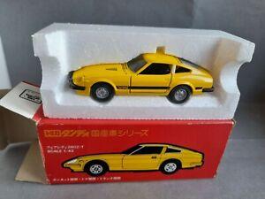 NISSAN Fairlady 280Z T Tomica DANDY 1/43 VINTAGE 4in Model Boxed * SHOP MODEL