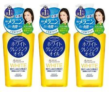 KOSE Softymo White Cleansing Oil 230ml from Japan ×3