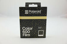 Pellicule POLAROID Color 600 Film édition limitée GOLD DUST EDITION Neuf New