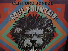 CLIFF JORDAN  SOUL FOUNTAIN PRESSED BY RHINO RECORDS VORTEX 2010 RARE LIMITED LP