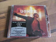 USHER 8701 2004 EUROPEAN Dual Disc CD / DVD album DualDisc