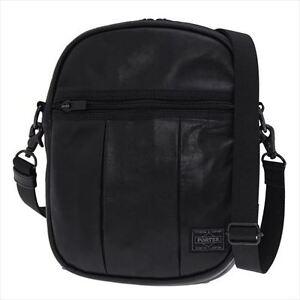 NEW Yoshida Bag PORTER PORTER ALOOF SHOULDER BAG(L) 023-01080 Black