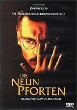 Die neun Pforten von Roman Polanski | DVD | Zustand gut