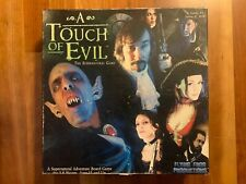 A Touch Of Evil Board Game By Flying Frog Productions. 100% Complete.