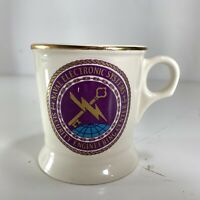 Vintage Naval Electronic Systems Security Engineering Center Mug US Navy USN