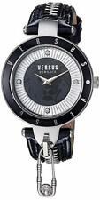 Versus by Versace Women's SCK010016 'KEY BISCAYNE II' Quartz Leather Watch