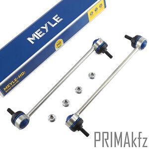 2x Meyle HD Coupling Rod Sway BAR Front BMW 1er 3er E90 E91 E92 E93 X1 E84 E89