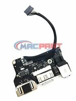 "Apple MacBook Air 13"" Headphone I/O USB Audio MagSafe Board 2013 2014 2015 A1466"