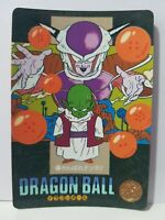 ⭐BANDAI 1991 DRAGON BALL Z VISUAL ADVENTURE Part2 #81 JAPAN DBZ CARD🎌⭐