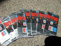 1991 Domino's The Quarterback NFL Challenge by Upper Deck - 20 Packs CLUB NEW