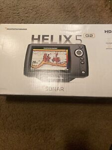 "Hummibird Helix 5 Series Sonar G2 5"" Fishfinder Brand new Priorityfree shipping"