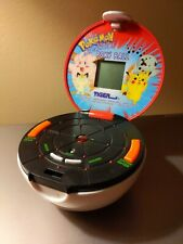 Vintage 1999 Tiger Electronics Pokemon Poke Ball Handheld Game Pikachu Toy