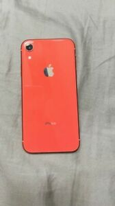 iphone 12 XR Coral 256 GB