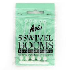 Avis Sea Fishing - NEW Pack of 5 Swivel Booms