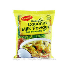 REAL COCONUT MILK POWDER MAGGI NESTLE INSTANT 25g, 300g, 800g for Cooking Foods