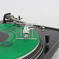 LP Vinyl Record Player Measuring 10 mm Phono Tonearm VTA/Cartridge Azimuth Ruler