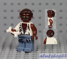 LEGO Series 4 - Werewolf Minifig Minifigure Monster Halloween 8804 Collectible