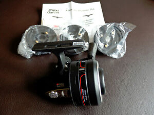 ABU Garcia 706 closed-face reel. Nearly mint condition in original packaging