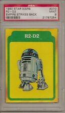 1980 STAR WARS #270 R2-D2 - EMPIRE STRIKES BACK  PSA 9 MINT