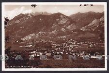 LECCO OLGINATE 03 Cartolina FOTOGRAFICA viaggiata 1940