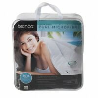 Bianca Relax Right Pure Microfibre 300gsm Summer Weight Quilt
