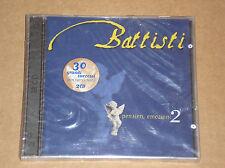LUCIO BATTISTI - PENSIERI, EMOZIONI 2 - DOPPIO CD SIGILLATO (SEALED)