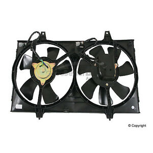 One New Performance Radiator Engine Cooling Fan Motor 620050 214812L700