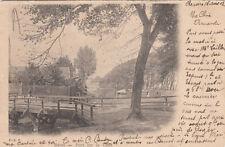 REIMS pont sur la veste timbrée 1902
