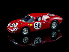 Best Ferrari 250LM #58 - Rindt / Piper - Le Mans 1964 - 1/43