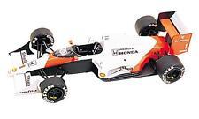 1/43 Tameo Kits TMK090 Mclaren Honda MP4/5 GP Brazil 1989 (Prost/Senna)