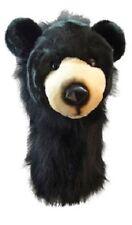 Black Bear Daphne Head Cover-  460CC friendly Driver or Fairway Club