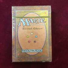 1994 Magic the Gathering MTG Revised Starter Deck Sealed English (JW1)