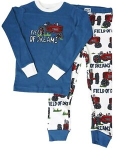 Field Of Dreams Youth PJ Set