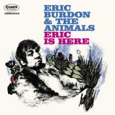 ERIC BURDON & THE ANIMALS-ERIC IS HERE-JAPAN MINI LP CD BONUS TRACK D33