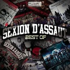 SEXION D'ASSAUT - BEST OF  CD + DVD NEUF