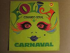 GRUPO DOS FOLIOES FOLIA 77 COMANDO GERAL LP ORIG '76 ESQUEMA 1239077 BRAZIL VG+
