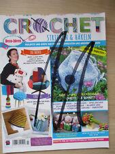 Handarbeitsheft, StrickHeft Häkelheft,  Crochet