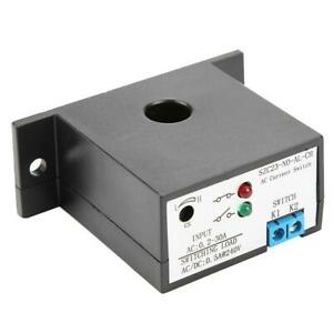 0.2A~30A Adjustable AC Sensing Switch Current Sensing Switch (Normally Open)