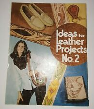 Vintage Book Ideas For Leather Projects No. 2
