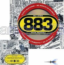 """883 MAX PEZZALI """"GLI ANNI"""" RARO CD 1a ED. MARCO LODOLA"""